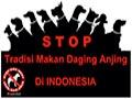 Kampanye Stop Makan Daging Anjing Oleh Dogsterindo