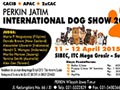 Perkin Jatim International Dog Show 2015