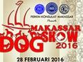 Makassar Dog Show 2016